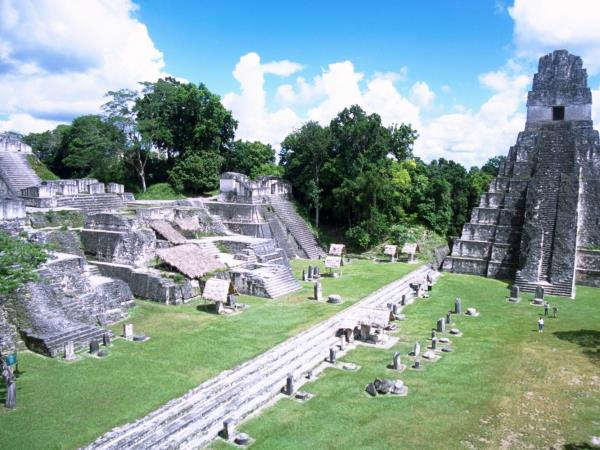 Guatemala holiday, Tikal and beyond