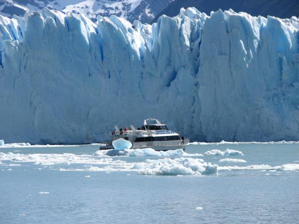Holiday in Argentina, Glaciers, Falls & Tango