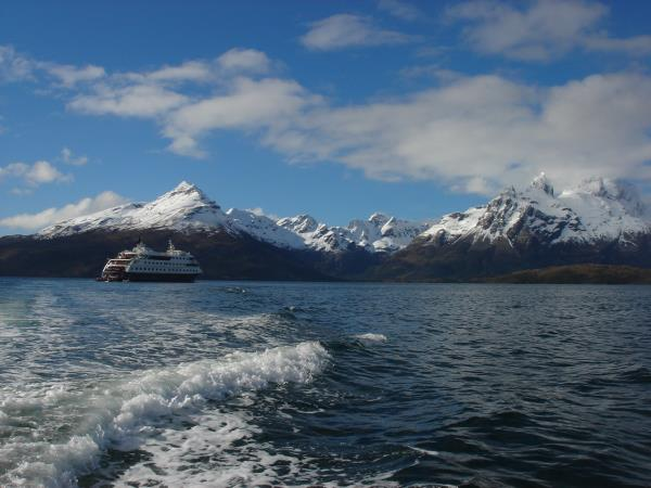 Patagonia cruising holiday, Ushuaia to Punta Arenas