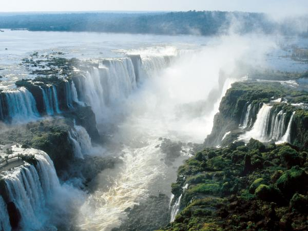 Argentina holiday, Ibera Wetlands & Iguazu Falls