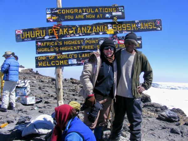 Kilimanjaro trek and national parks holiday, Tanzania