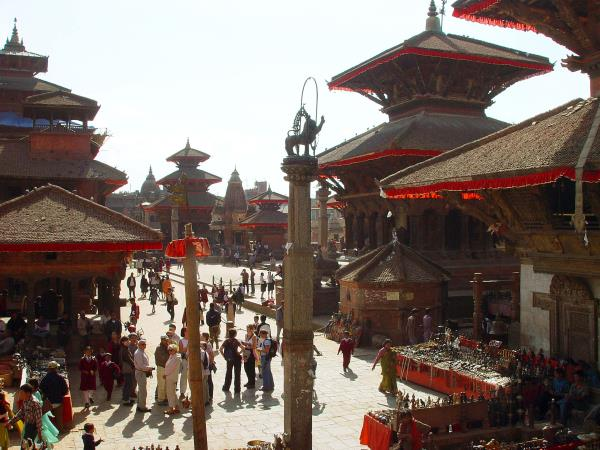 Nepal family holiday