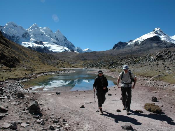 Trekking holiday in Peru, Mount Ausangate