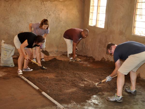 Kenya volunteering experience, 1 month