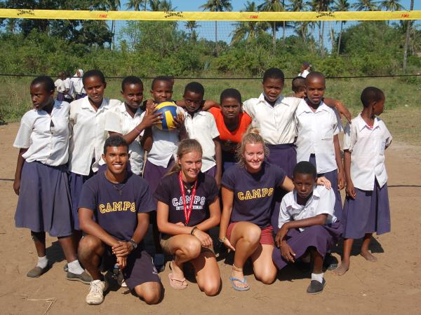 Sports coaching in Kenya