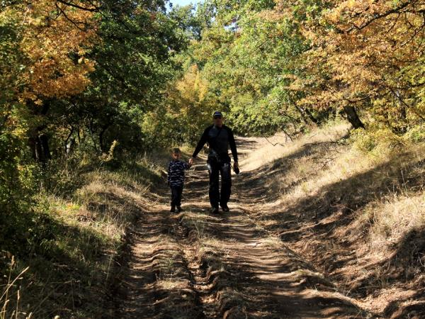 Family adventure holiday in Bulgaria