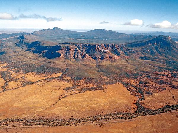 Flinders Ranges wilderness tours, South Australia
