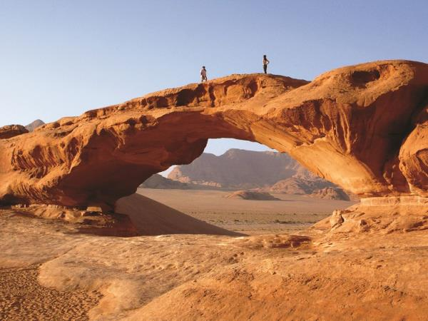 Exciting family holiday in Jordan