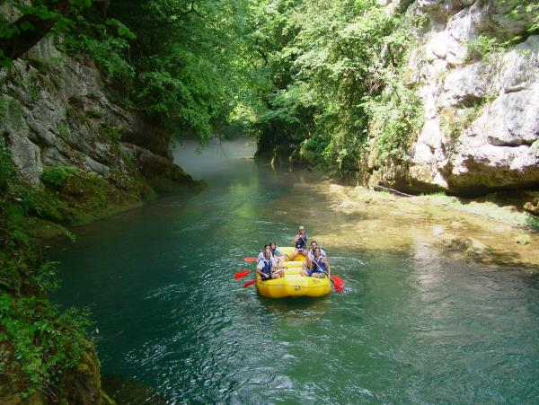 Watersports activity holiday in Croatia