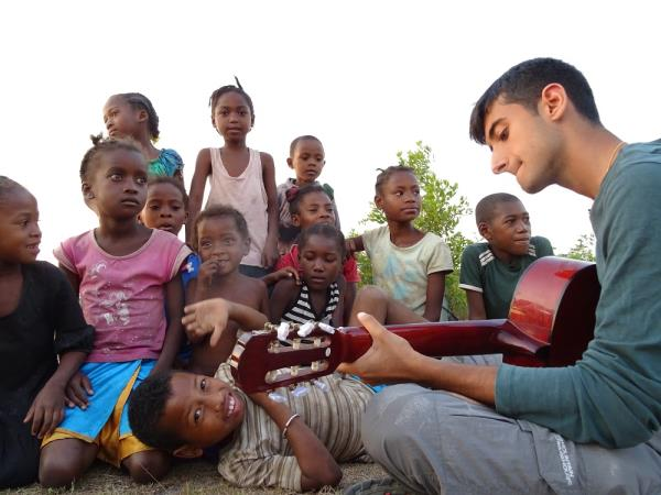 Madagascar charity volunteer programme