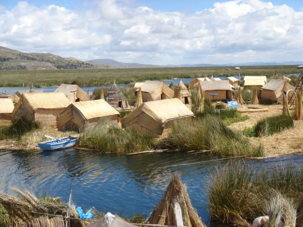 Exciting family holiday in Peru