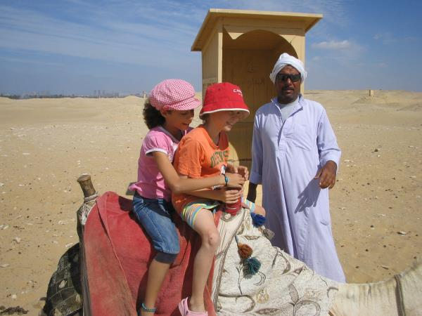Family holiday to Jordan and Egypt