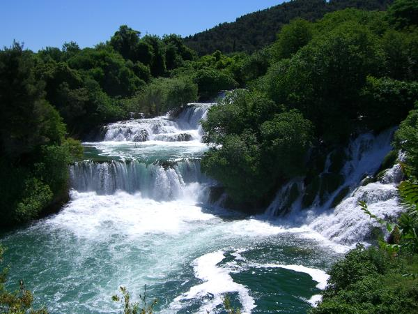 Croatia national parks holiday