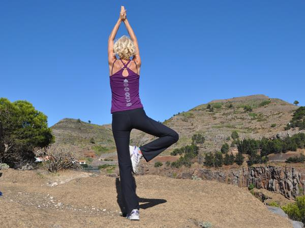 Holistic holiday in the Canary Islands