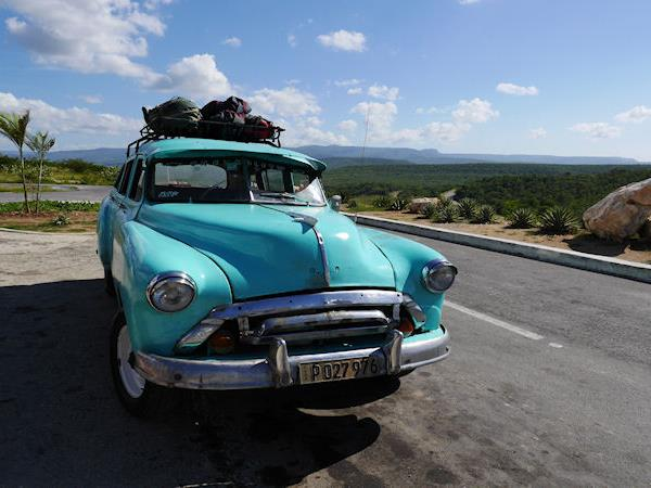Cuba holiday, West to East