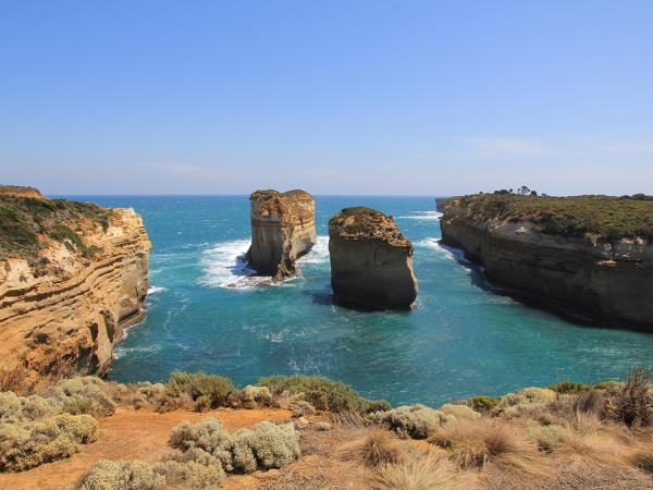Great Ocean Walk self guided tour, Australia