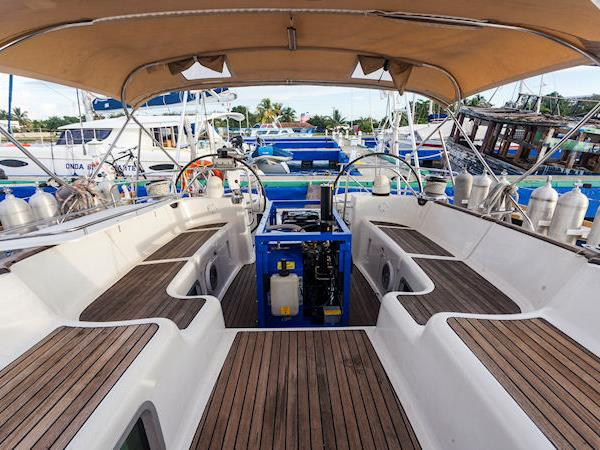 Cuba yachting holiday, private charter