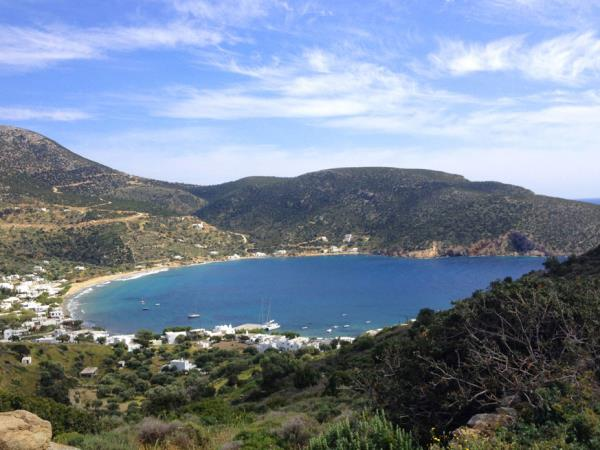 Cyclades sailing & walking holiday in Greece