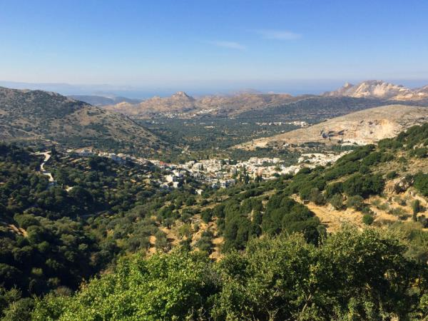 Naxos and the small Cyclades walking holiday, Greece