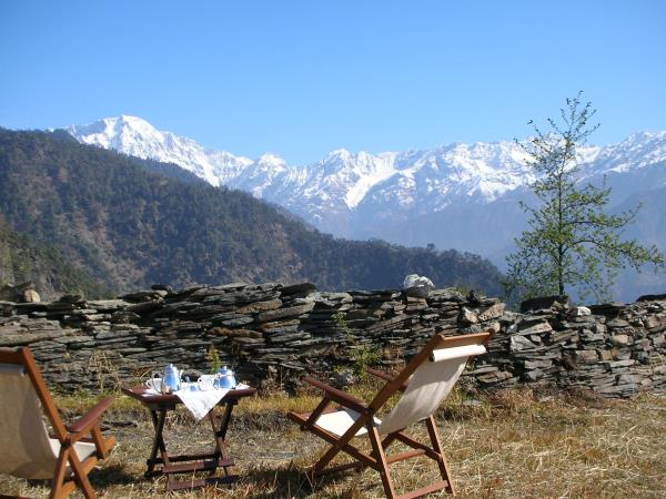 Corbett and the Kumaon Hills tour in India