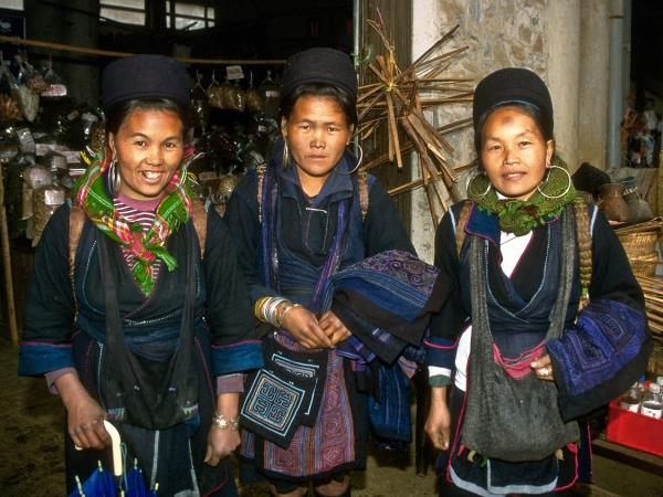 Vietnam hill tribes holiday, tailor made
