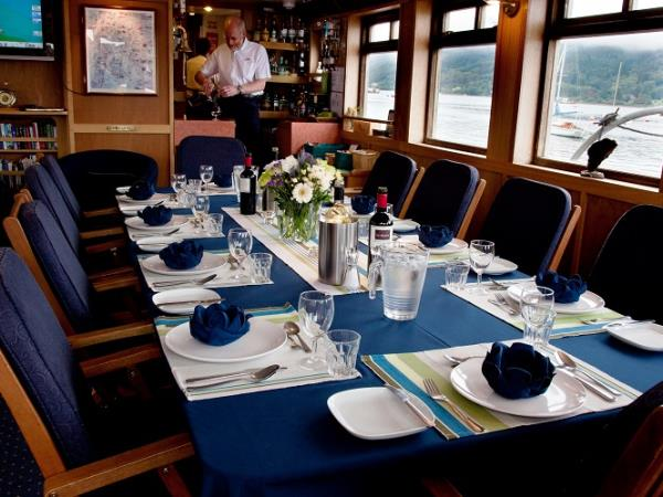 Scotland cruise holiday, private charter