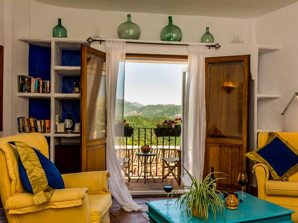 Andalucia bed and breakfast near Ronda