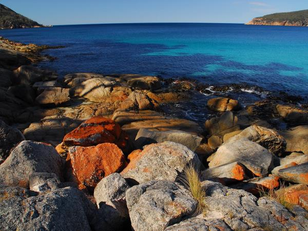 Tasmania eco retreat, Freycinet NP