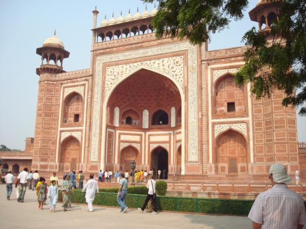 Golden Triangle & tigers holiday in India