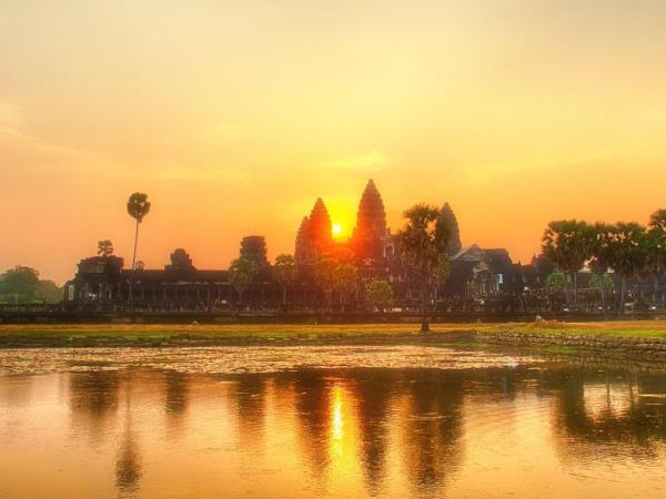 Cambodia budget holiday