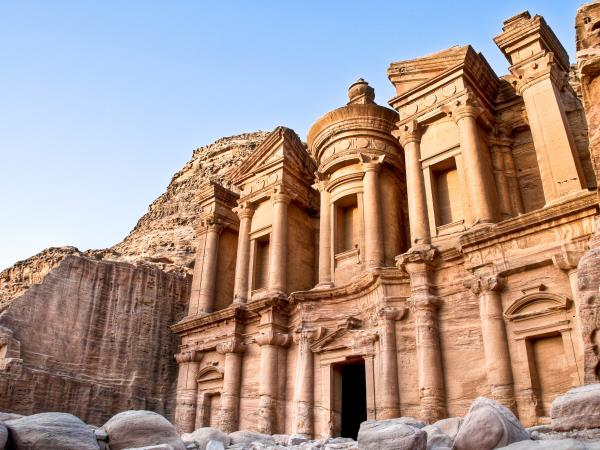 Jordan & Egypt holiday