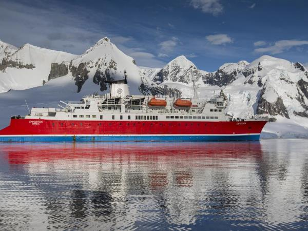 Arctic cruise adventure holiday