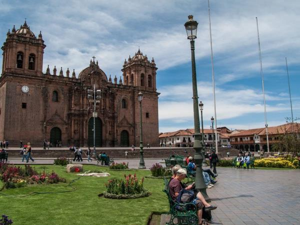 Lima to Santiago overland holiday