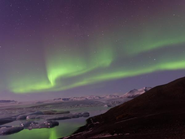 Iceland Northern Lights & Astronomy holiday, South Coast