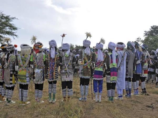 Gerewol Festival in Chad