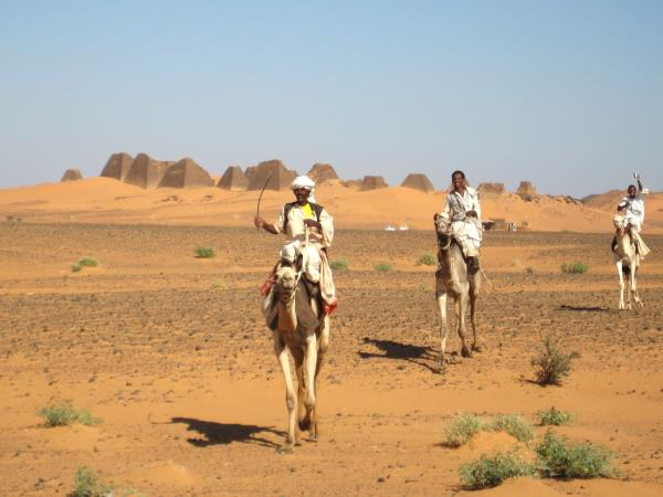 Addis Ababa to Cairo Ethiopia, Sudan & Egypt tour