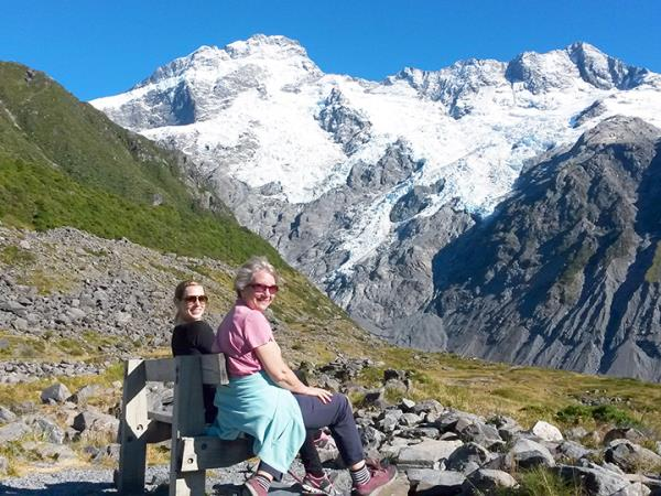 New Zealand 14 day small group tour