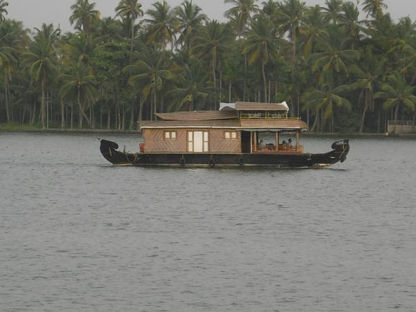 Kerala and Goa holiday, Backwaters & beaches