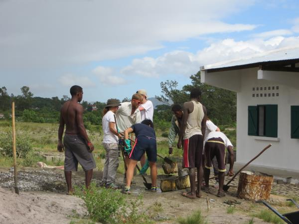 Volunteering abroad in Madagascar