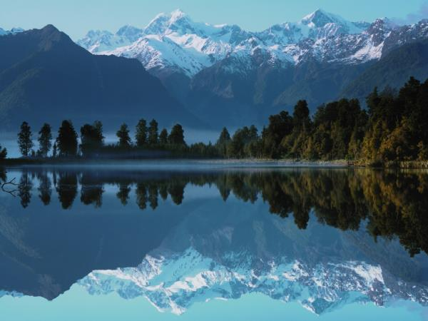 New Zealand holiday, land and sea tour