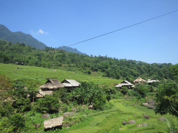 Vietnam hill tribe trekking holiday, 5 days