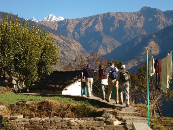 Indian Himalayas trekking holiday