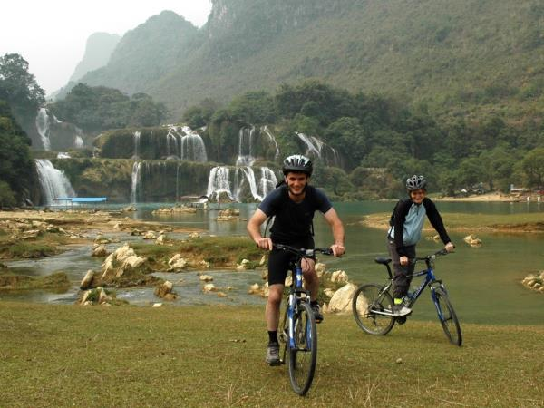 Vietnam, north east cycling holiday