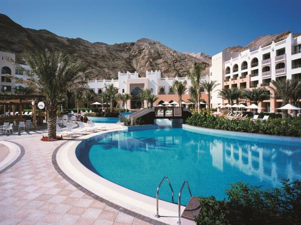 Luxury holiday to Oman, 2 luxury hotels