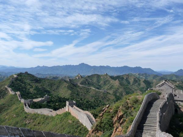 Tailor made holiday in China
