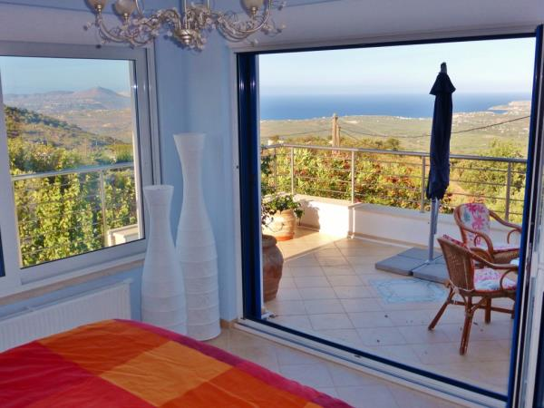 Rural Crete holiday villa, Greece