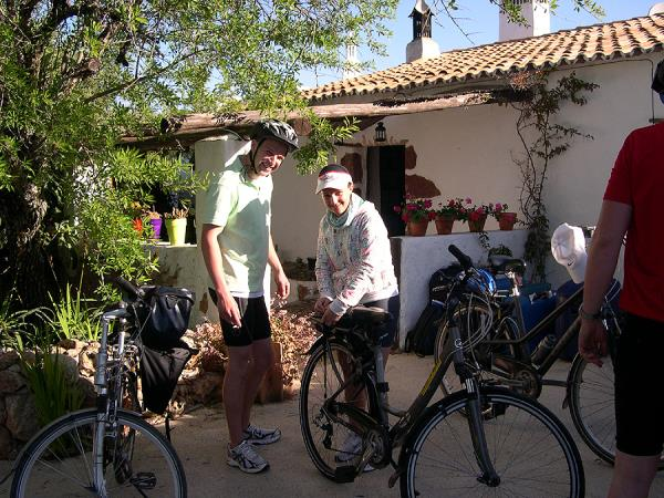 Portugal cycling holidays, self guided