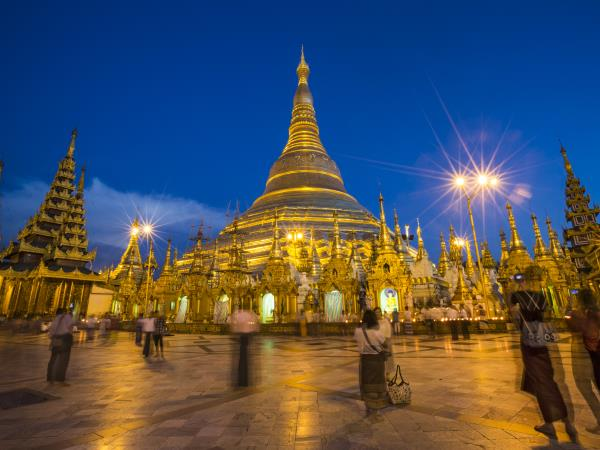Burma cultural holiday