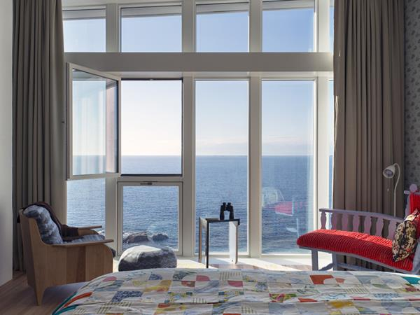 Fogo Island luxury short break in Newfoundland, Canada