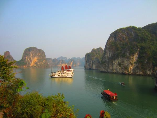 Vietnam holiday, South to North